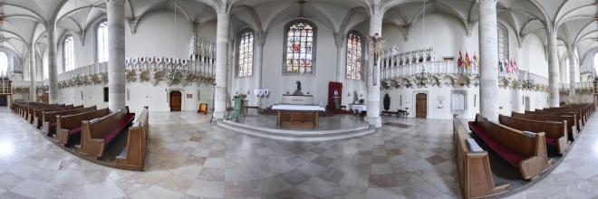 Georgs-Kathedrale in der Theresianischen Militärakademie (Wr. Neustadt)